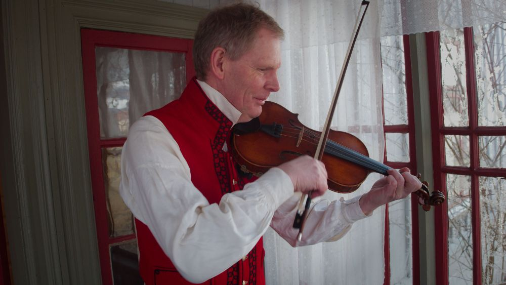 Ulf Karlsson – Riksspelman på Svensk Säckpipa